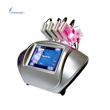 portable multifunctional lipolaser cryotherapy machine for whole body weight loss