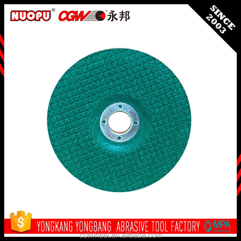 Durability and safety 7 abrasive flap disc for glass stone