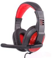 USB Gaming Headset Stereo USB Headset with Microphone over the ear headphones Q11