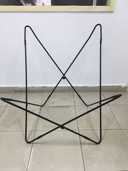 ON Line Sale BKF Butterfly Chair Frame For Living Room Furniture