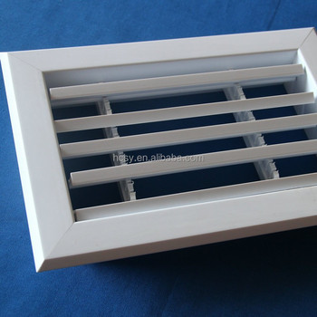 Pvc air vent grille buy air grille air vent grille pvc - Grille de ventilation fenetre pvc ...