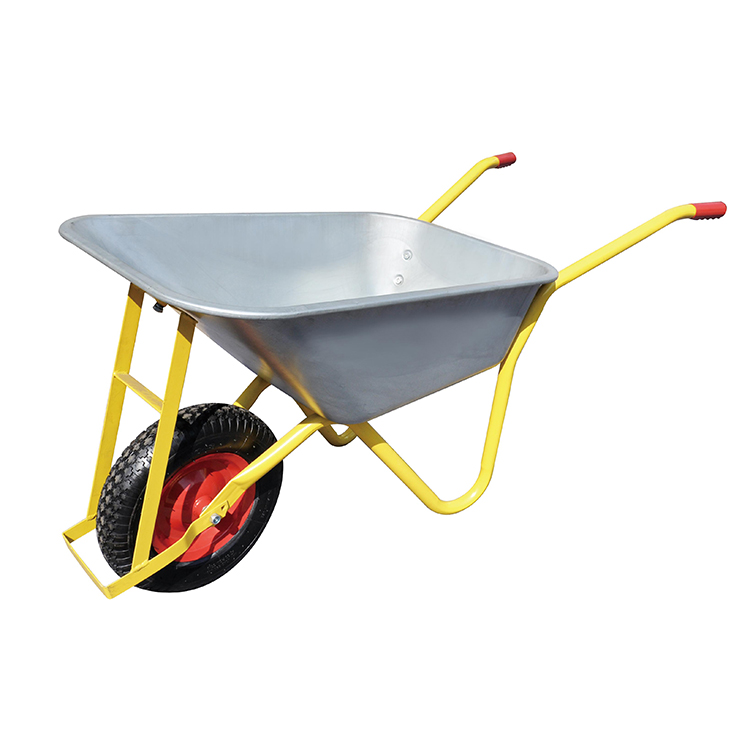 High quality China heavy duty concrete wheelbarrow sizes