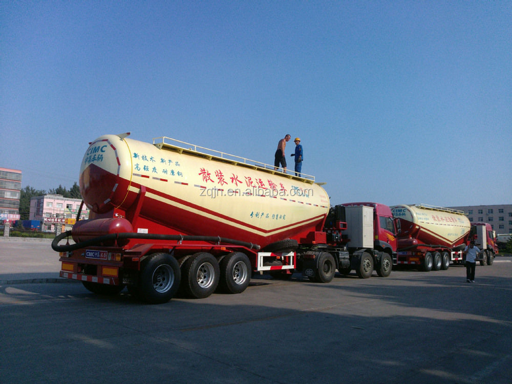 China Supplier cement bulker in ethiopia