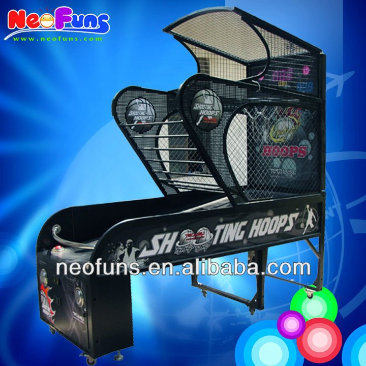 Deluxe Street Basketball Machine Wholesale Sports Equipment