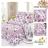 China alibaba wholesale factory price good quality printing style patchwork bed sheet