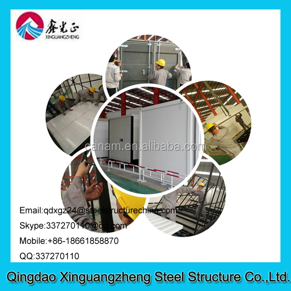 Strong style color office strong house security container room