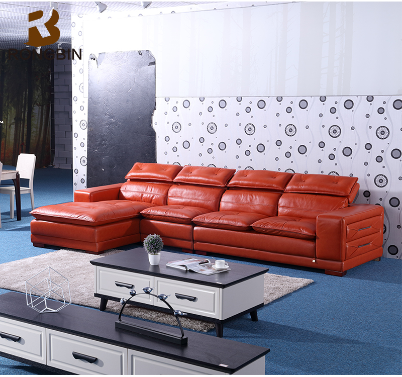 Living Room Furniture Sweet-Tempered New Launch Fancy Fabric Sofa Set From Cbm Mart In China