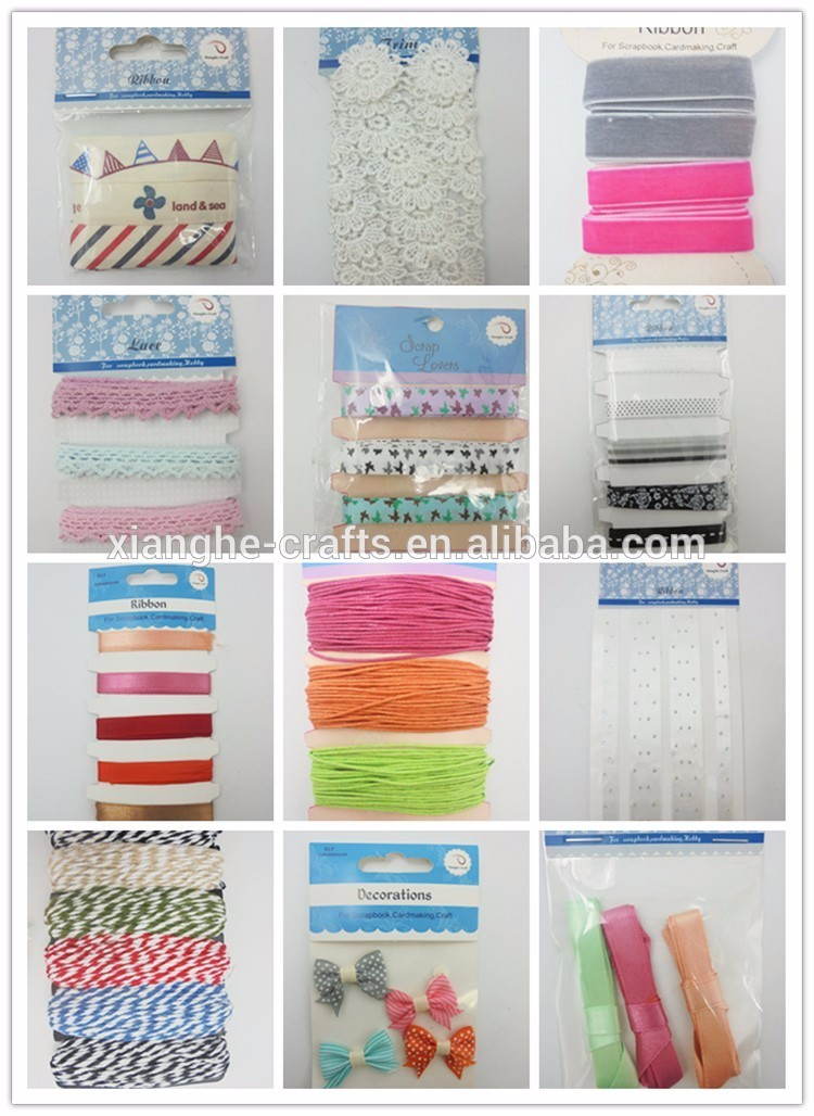 Factory price colorful ribbon embroidery kits buy