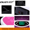 Ultrathin body slimmer vibration plate with MP3