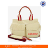 Brand new design wholeasle durable oxford fabric baby diaper bag for mummy