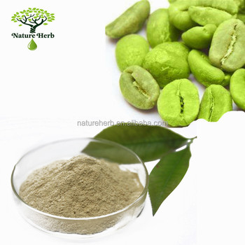 Factory Supply Organic Powder Green Coffee Bean For Loss Weight