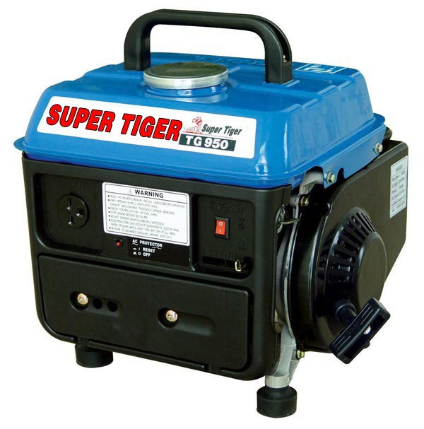 High Quality Small Portable 950 dc Gasoline Generator