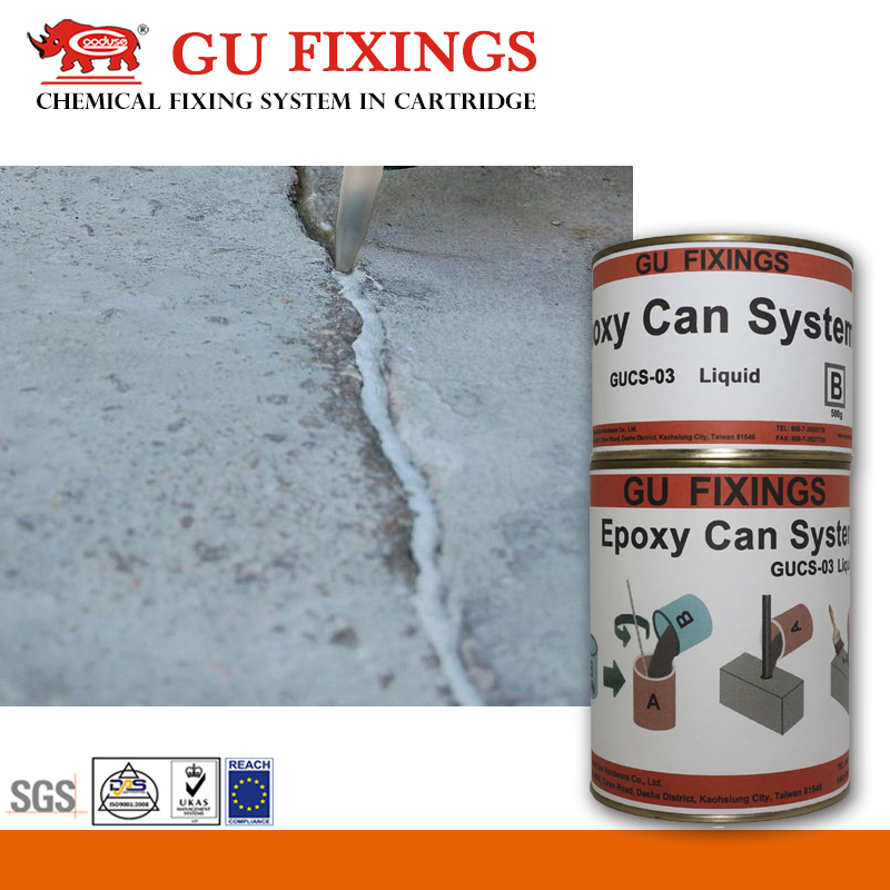 crack sealant used to repair concrete road adhesive