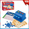 New Design Educational Play Learning Plastic Bingo Game Set