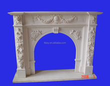 Indoor Round Fireplace Mantel, Indoor Round Fireplace Mantel ...