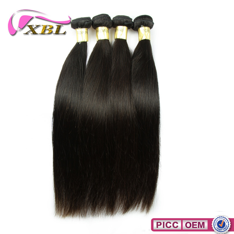 Ali express Canada Super Soft High Quality Fashion Hairstyles Medium Length Straight Hair For Women
