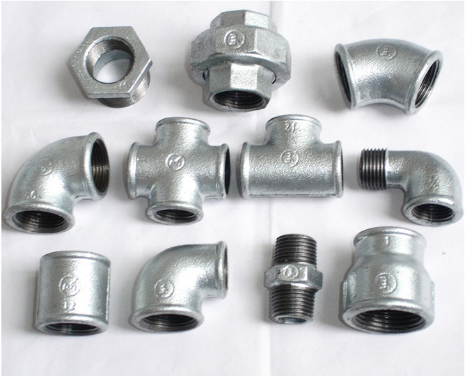 Different pipe fittings wood bathroom mirror