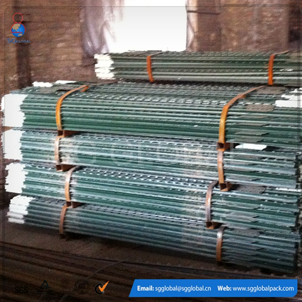 Cheap Galvanized Steel Fence Widely Used T Posts for Sale