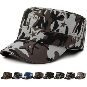e971e16436a Wholesale Custom Logo 6 Panel High Quality Cheap Cotton Adjustable Sports  Camouflage Army Camo Military Vintage