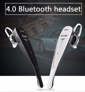 Kinvale smart voice control bluebooth earphone long talk time mobile phone was made in china