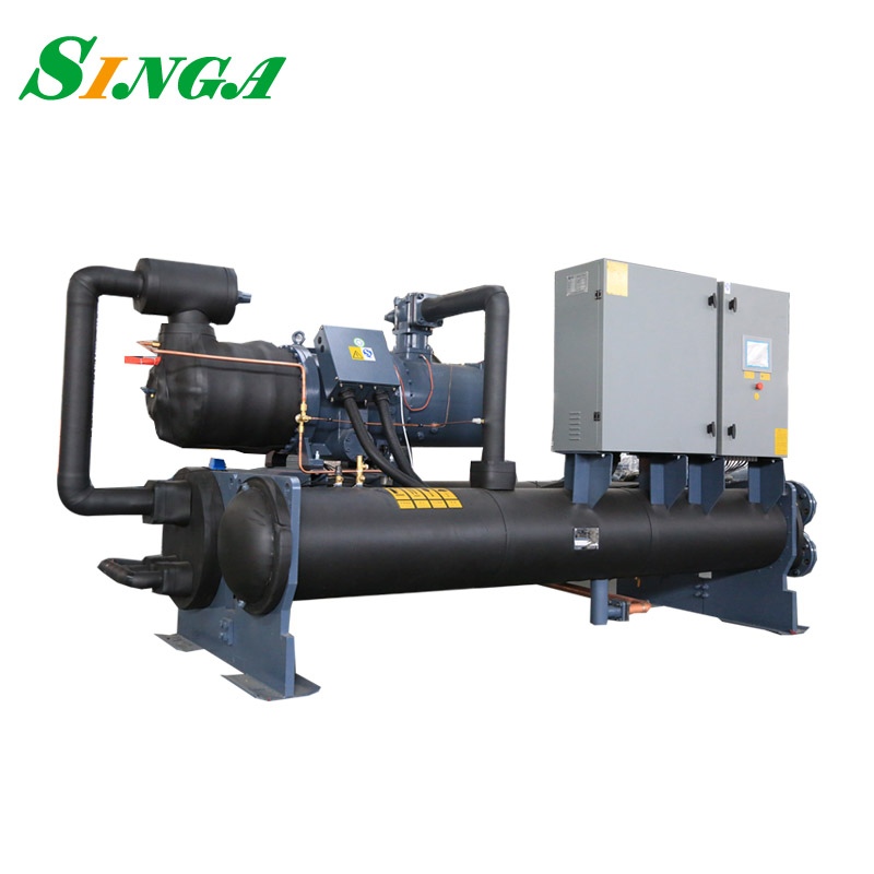 High Performance Water cooled Chiller ขายร้อน Central Air Conditioner