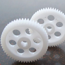 MMS Custom high quality injection printer plastic gear