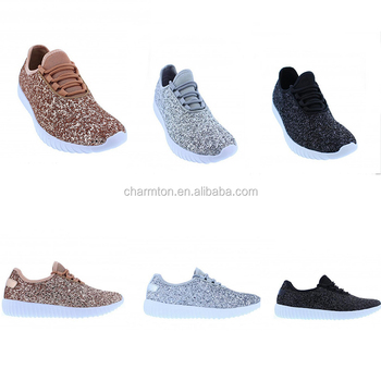 Wholesale Sparkle Repeat Glitter Sneakers - Buy Glitter Sneakers ... db5737cf7