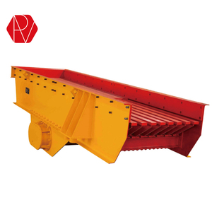 High Efficiency Coal Hopper Plate Vibrating Feeder Price