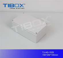 TIBOX high quality outdoor IP66 plastic box enclosure electronic