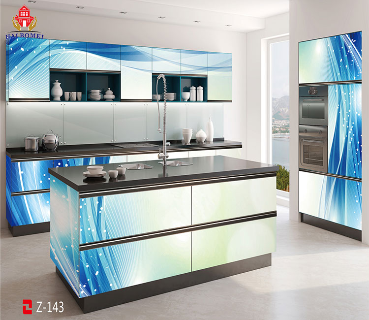 Bomei Whole Kitchen Cabinet Set Commercial Restaurant Furniture 3d 4d Kitchen Cabinets Buy Cabinet Kitchen Miami Sunmica For Kitchen