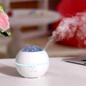 Adaptor Power supply home use aroma diffuser humidifier with colorful light mini portable aroma diffuser