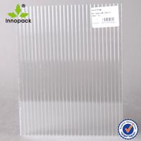 Flexible Clear Plastic Sheets