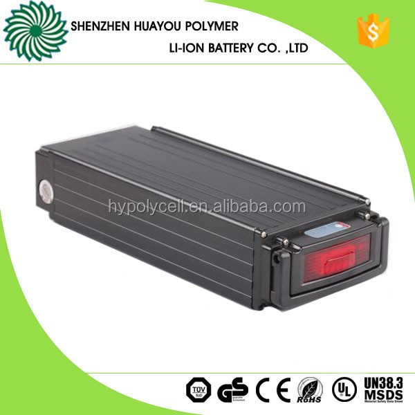 OEM Brand Cell 21Ah Lithium Ion 48v 1000w Electric Bike Battery