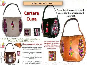 Leather Cuna Handbag Ref Kc 7910