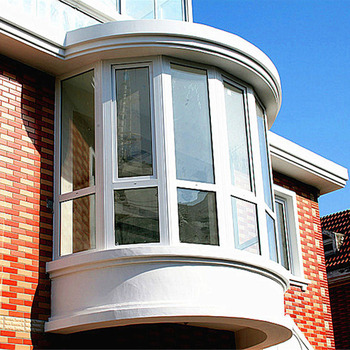 curved window tempered glass window and door aluminum profile buy