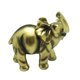 White resin elephant for home decoration