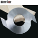 160mm Diameter Solid Timber Wood Profile Finger Joint Cutter
