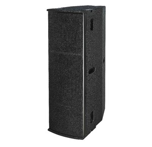"PA2153 dj sound box pro audio 1200W powered dual 15"" pa speaker box"