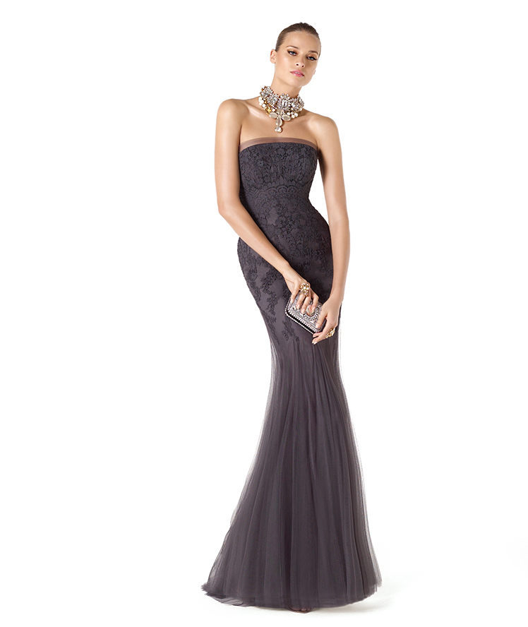 CelineBridal Sexy Romantic Evening Dress Prom Gown Party ...