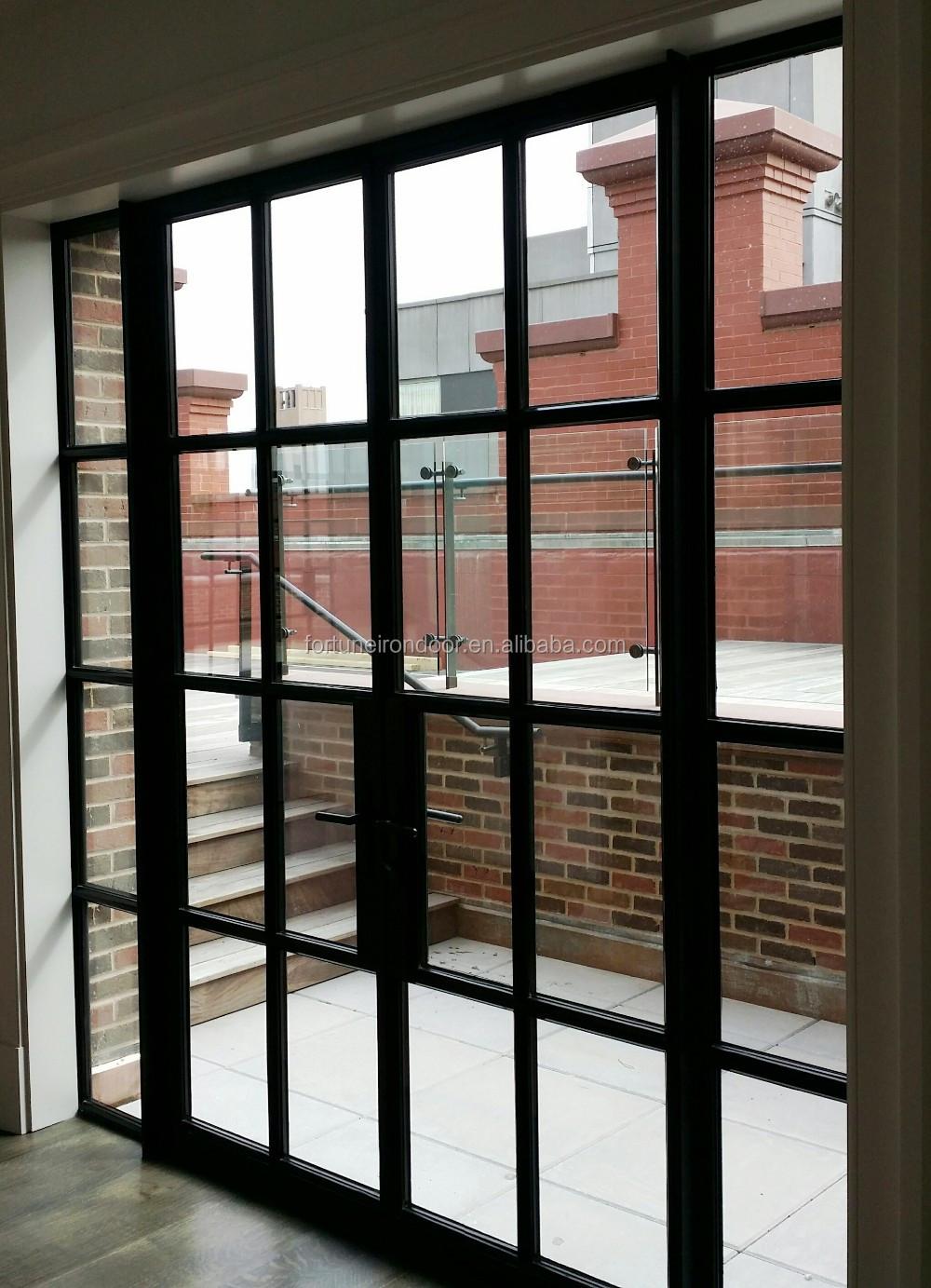 Thermally Broken Hot Rolled Steel Window Windows And Doors Made ...