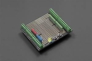 DFRobot Proto Screw Shield-Assembled (Arduino Compatible)