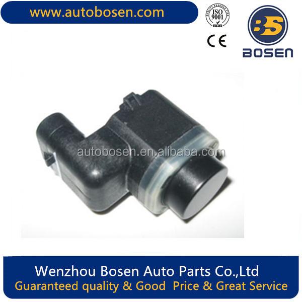 Für Audi A3 A4 A6 RS4 RS6 S4 PDC hinten Sensor Einparkhilfe 7H0919275E Schwarz\,