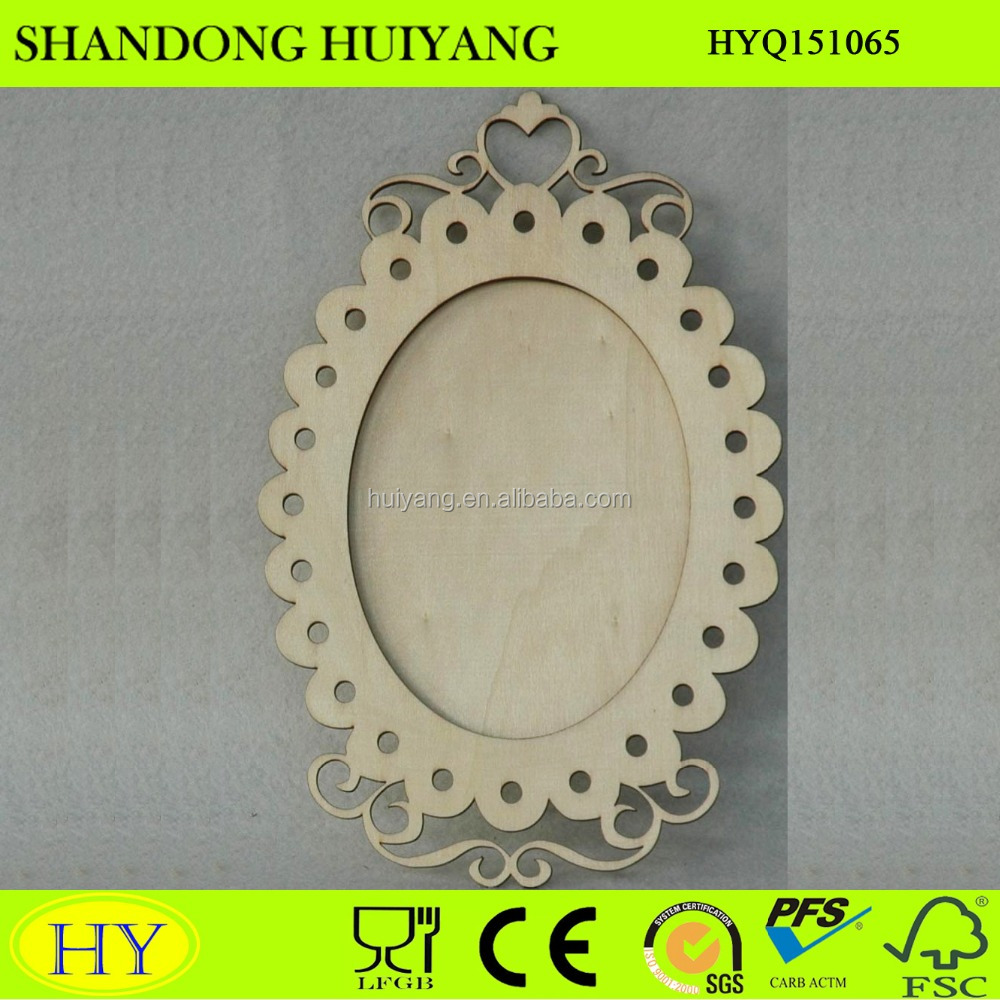 Laser Cut Wood Frame, Laser Cut Wood Frame Suppliers and ...