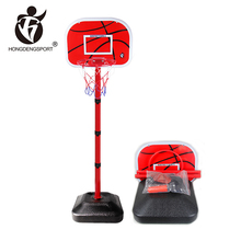 sports equipment system adjustable portable basketball hoop for kids movable