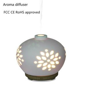 Essential oil 100ml ceramic flower good to health aroma diffuser
