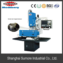 Cheap price 4 axis rotary CNC milling machine with automatic tool changer SP2211-T hot sale in India