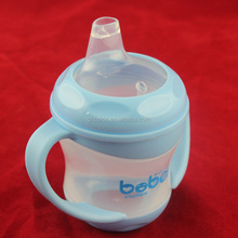 Cheap Price Plastic Silicone Sippy Cup For Baby
