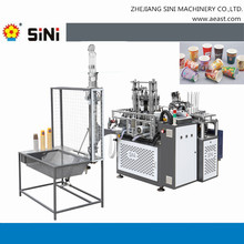 SINI automatic disposable paper cup ultrasonic paper cup machine