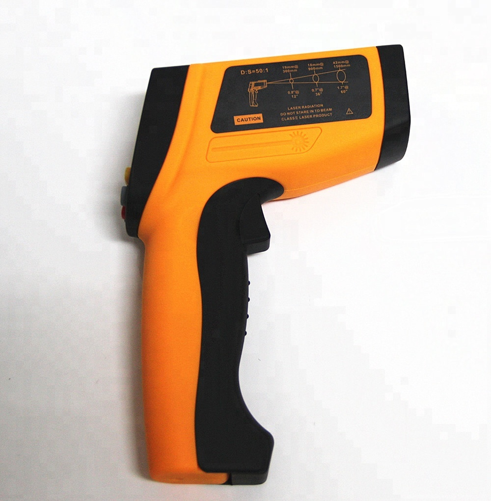 industrial -32 ~ 1150C digital Infrared thermometer vehicle inspection tools - KingCare | KingCare.net
