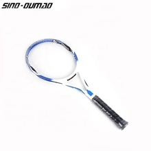 China Fabriek EN71-Certificate Glossy Carbon Graphite Tennis Rackets